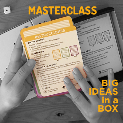 MasterClass BIG IDEAS
